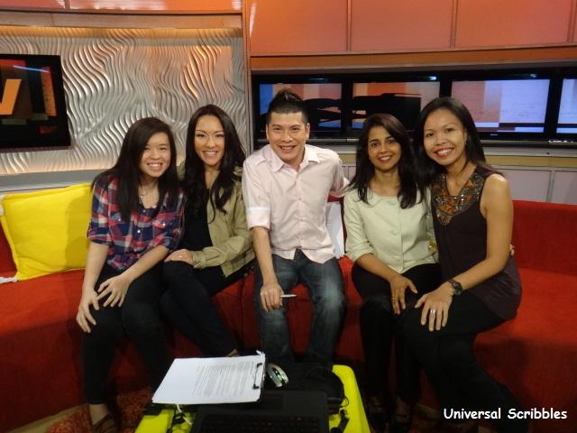 Featured In BlogTV.sg – Celebrity Advice By Andrea De Cruz