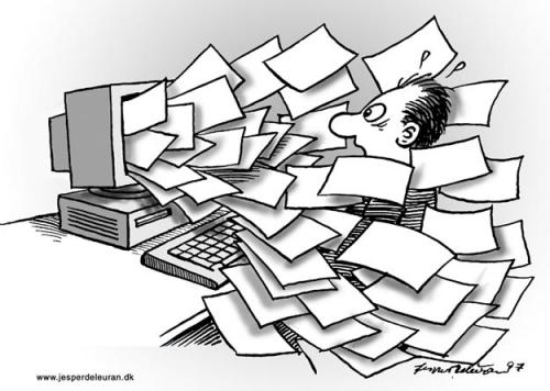 Work: Dealing With Email Overflow
