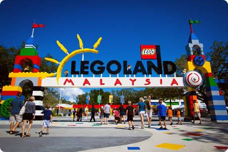 Let's Go To LEGOLAND Malaysia