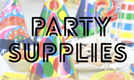 Where To Get Party Supplies?