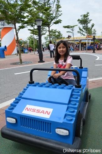 LEGOLAND Malaysia: Rides For Kids