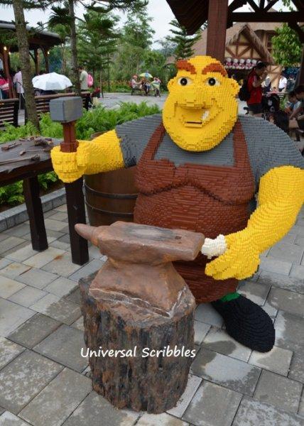 Legoland Malaysia Figures
