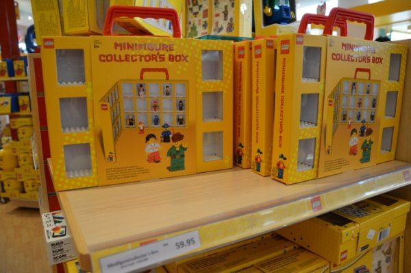 Shopping at Legoland Malaysia