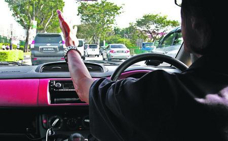 Published In Today: School Traffic Woes For Parents