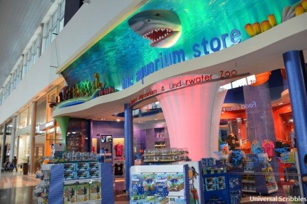 Dubai Mall Aquarium & Underwater Zoo