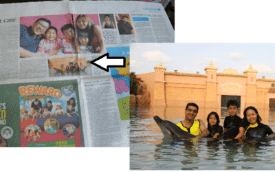 Featured In The Sunday Times Connect – Share With Care
