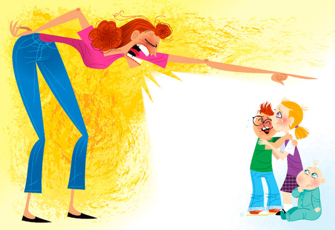 Adults Bullying Children — Singaporean Parents Behaving Badly