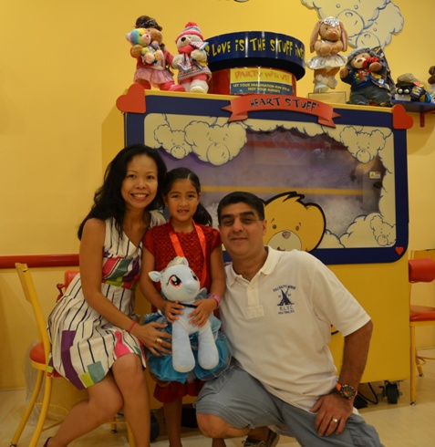 Birthday Party @ Build-A-Bear