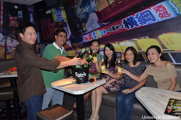 Tang Music Box karaoke Singapore