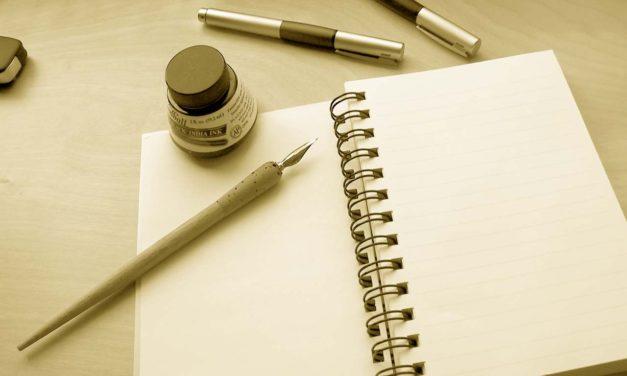 Blog Train: Why We Write, How We Write