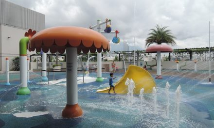 Water Playground @ I12 Katong (East Coast)