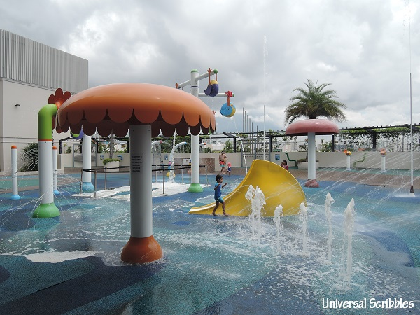 Water Playground @ I12 Katong (East Coast)