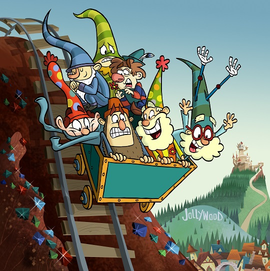 The 7D – A New Disney Animation Release