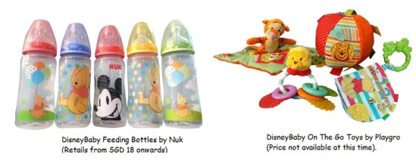 DisneyBaby Products