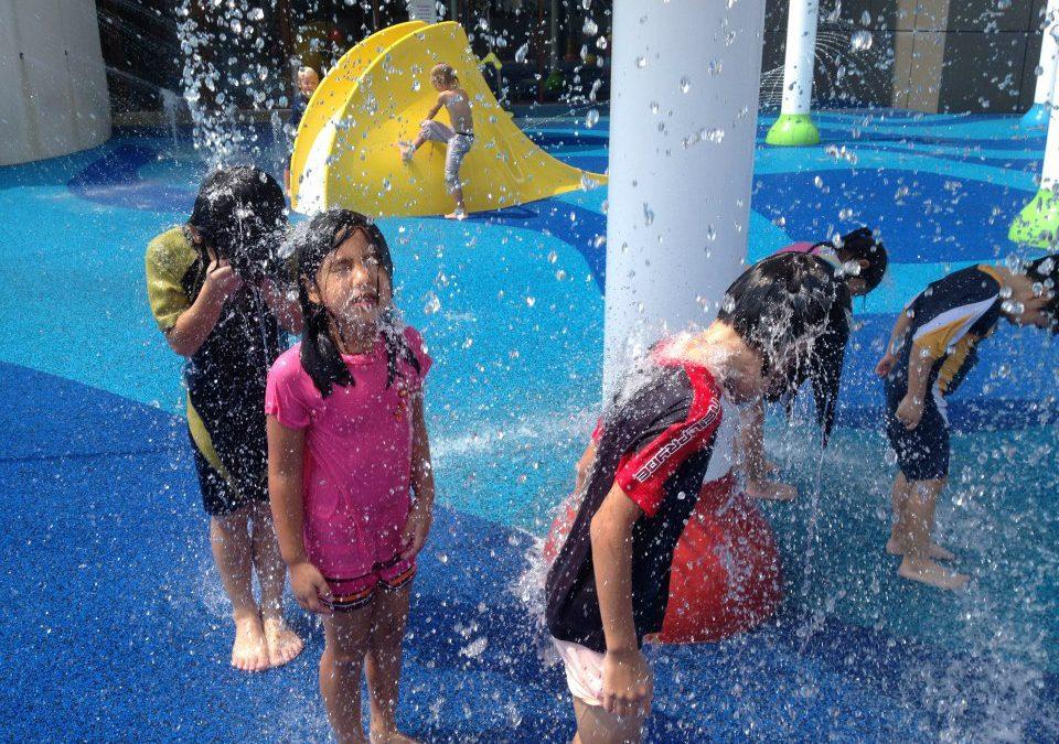 Blog Train: Fun For FREE In Singapore – Wet Playground @ I12 Katong