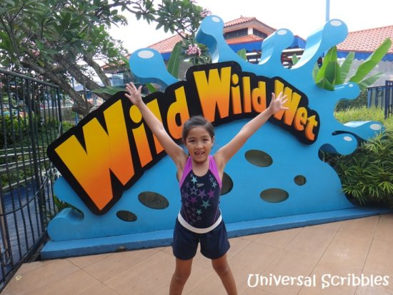 Birthday Party @ Wild Wild Wet Waterpark