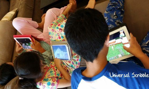 Kids Tell All On The Pull Of Their Digital Gadgets