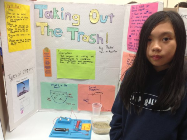 Kids Share Study Abroad In An American School