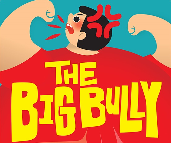 The Big Bully by Paper Monkey (Giveaway)