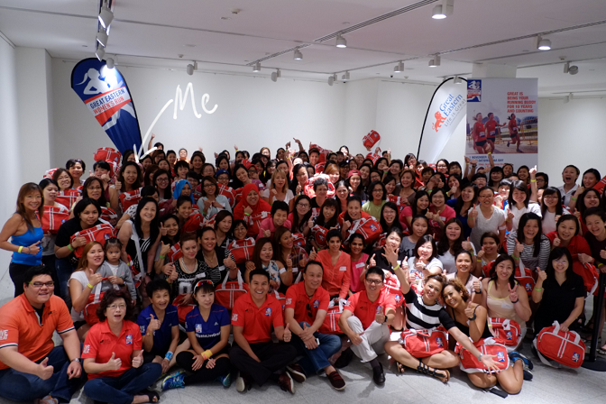 Asia's Largest All-Women's Run Is Back — #RunToLiveGreat