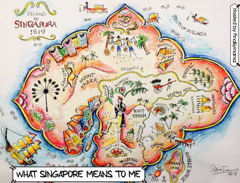 Blog Train: What Singapore Means To Me