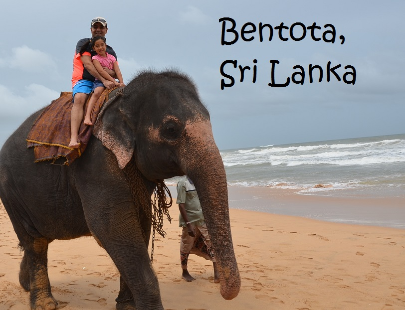 Travelling With Kids: Sri Lanka Bentota