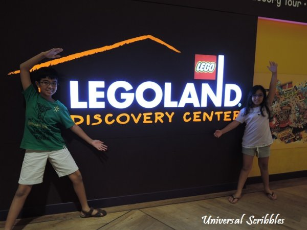 Tokyo Japan: Legoland Discovery Centre Review