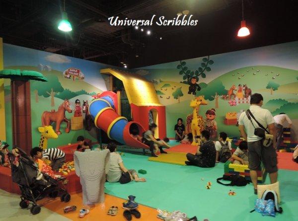 Tokyo Legoland Discovery Centre