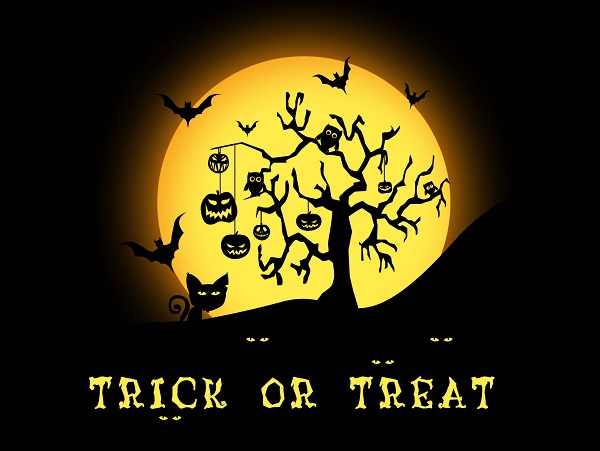 Halloween Trick Or Treat @ Woodlands Woodgrove
