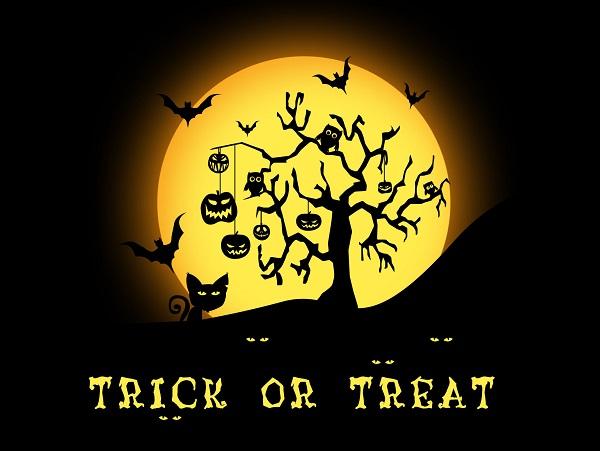 Halloween Trick Or Treat @ Woodlands Woodgrove