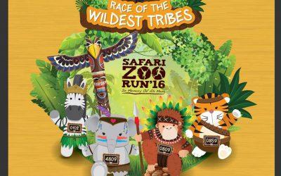Safari Zoo Run 2016: Running For Good