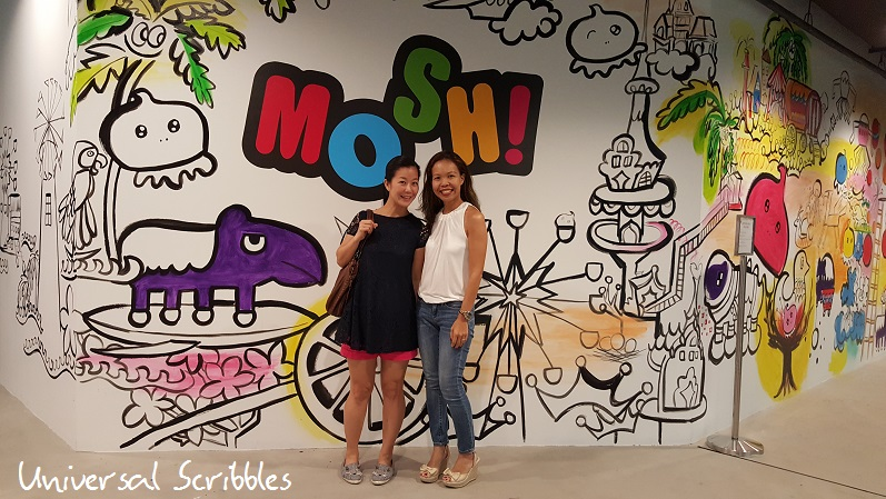 MOSH! Singapore's First Digital Playground (GIVEAWAY)