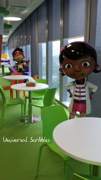 Disney SG Office Doc McStuffins