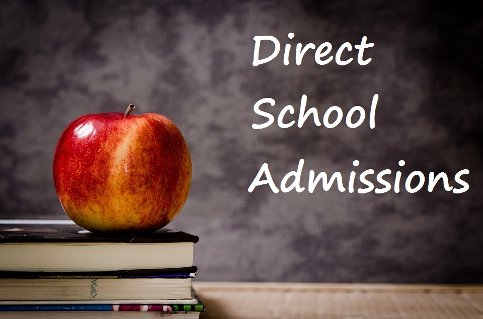 Image result for Direct School Admission