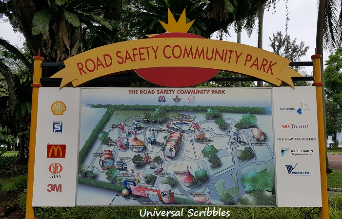 Road Safety Community Park