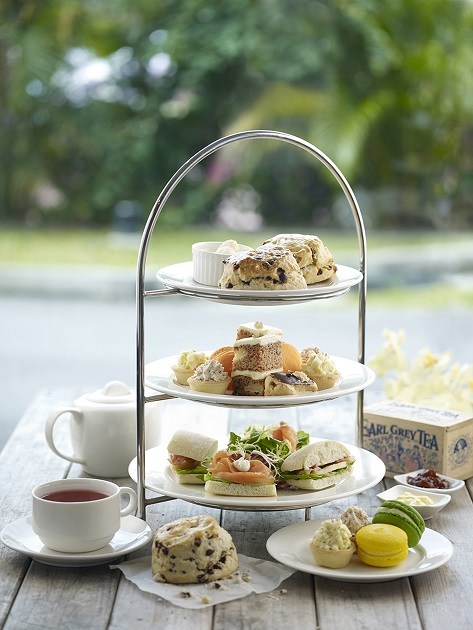 OCC - Afternoon Tea (serves 2 persons) ($24.90)
