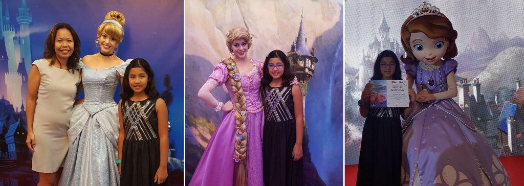 Princess Academy Princesses