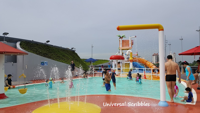 Splash N Surf @ Singapore Sports Hub