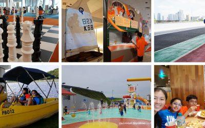 Singapore Sports Hub — NDP Celebrations & Fun Family Activities On Water & Land