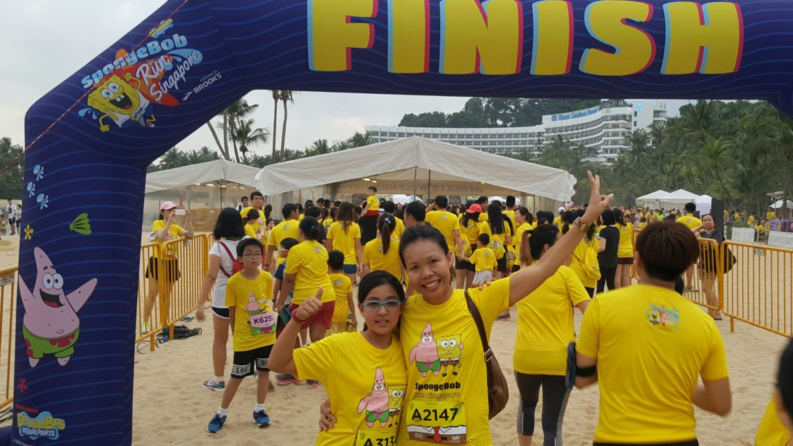 Lost And Found: Our Quest At SpongeBob Run Singapore