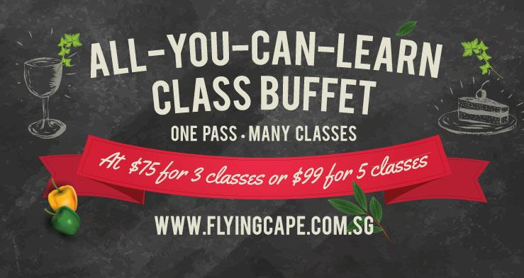 Flying Cape — One-Stop Tuition & Enrichment Classes
