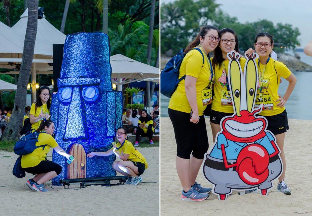 SpongeBob Asian Run