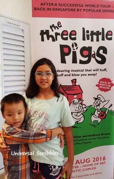 Three Little Pigs Singapore