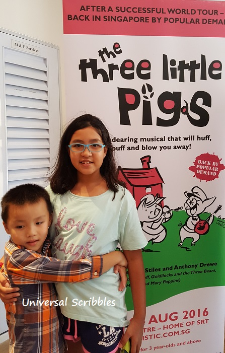Three Little Pigs Singapore