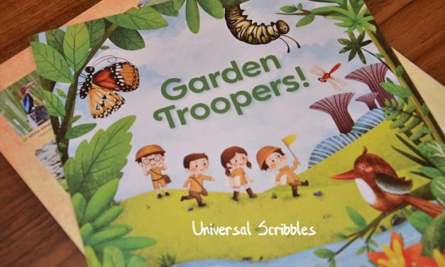 Review: 2-Days Outdoor Adventures As Garden Troopers [Giveaway Alert]
