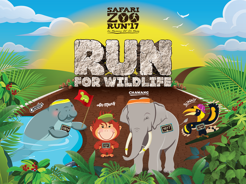 Run For Wildlife: Safari Zoo Run 2017