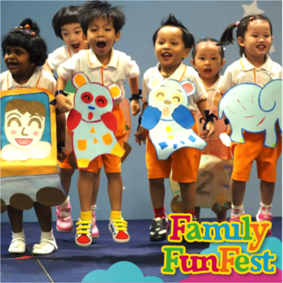 Rise & Shine Family FunFest – Giveaway & Special Promo