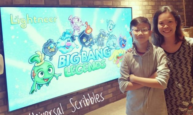 Big Bang Legends – Changing the way our kids learn.