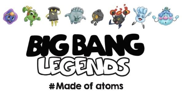 Big Bang Legends Particle Physics