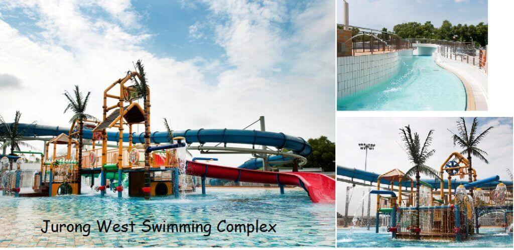 Public Pool Water Fun Universal Scribbles